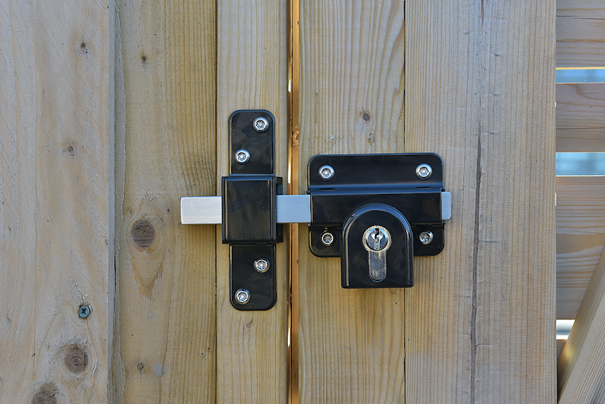 GATEMATE gate lock